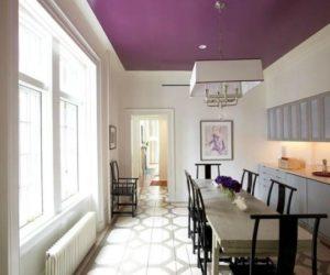10 Alternatives to the Plain White Ceiling
