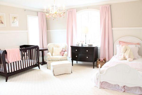 ... All Pink Nursery Room View In Gallery ...