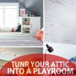 Turn The Attic Into A Perfect Play Area For The Kids – 25 Inspirational Design Concept