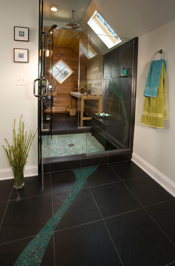 Steam Room Design Ideas Part - 23: 17 Sauna And Steam Shower Designs To Improve Your Home And Health