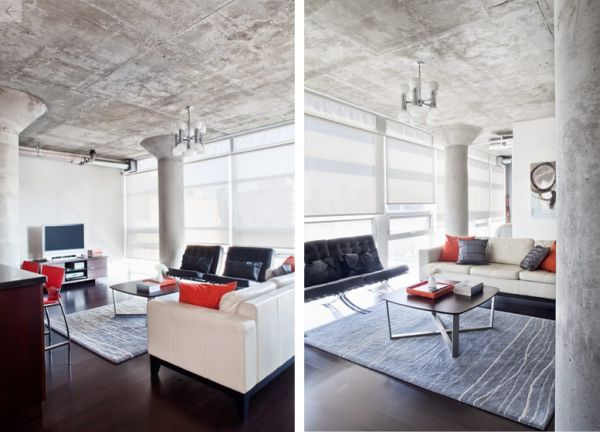 Stylish ceiling designs that can change the look of your home - How put cement foundations ceilings ...