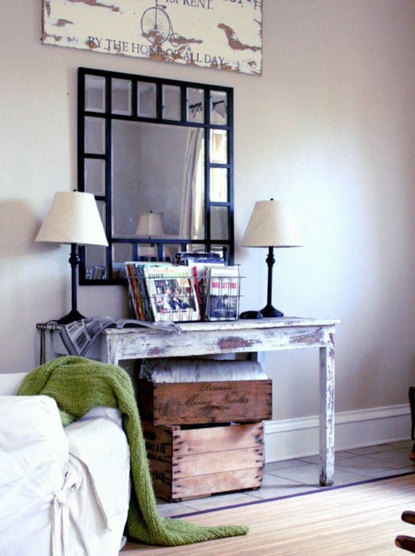 Delightful Tip #1: Pick Your Console Table.