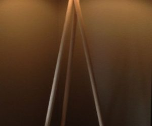DIY Floor Lamps – 15 Simple Ideas That Will Brighten Your Home