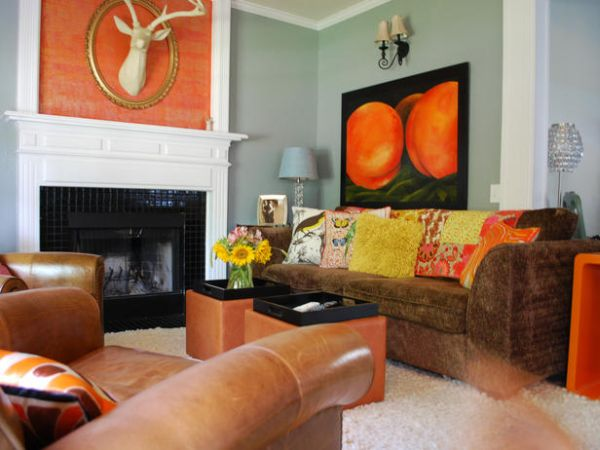 Express Yourself: Unique & Edgy Fireplace Decor