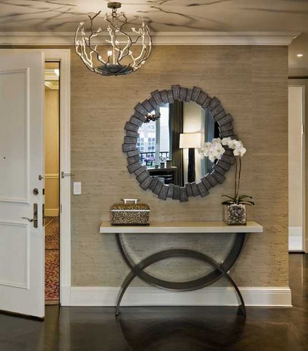 Entrance Decor Ideas For Home Part - 37: Tip #4: Embrace The U201cwhite Space.u201d
