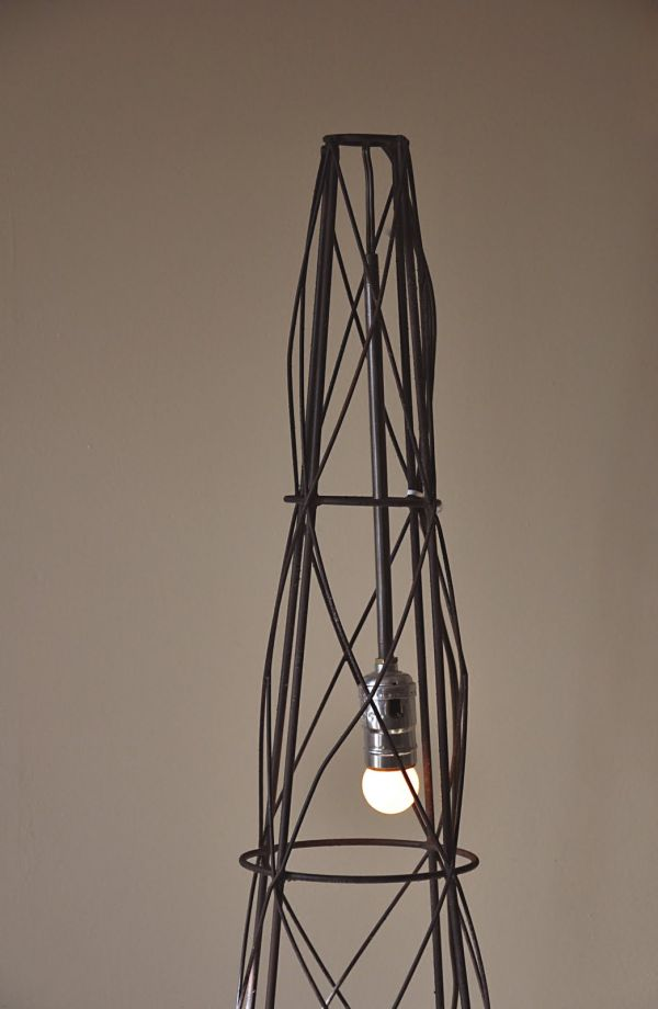 Industrial Lamp.