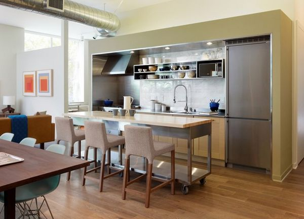 View In Gallery. Portable Kitchen Islands Are Very ...