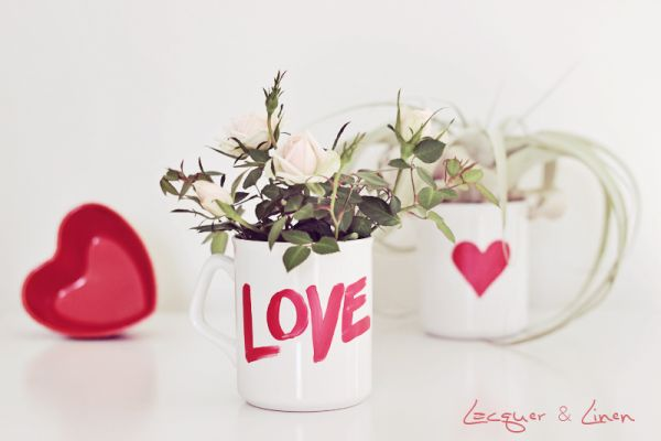 Easy Valentines Craft