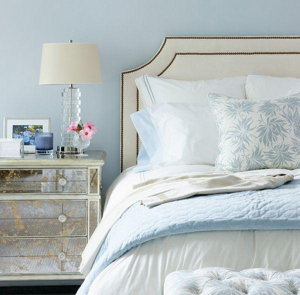 Add Dimensions And Perspective To Your Bedroom With Mirrored ...