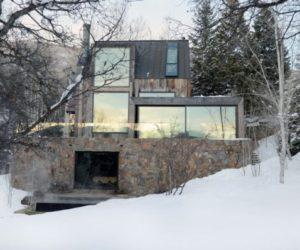 """Cozy Winter Escape: Aspen, Colorado's """"La Muna"""""""