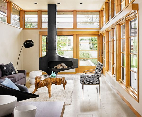 freestanding wood burning stoves with versatile designs
