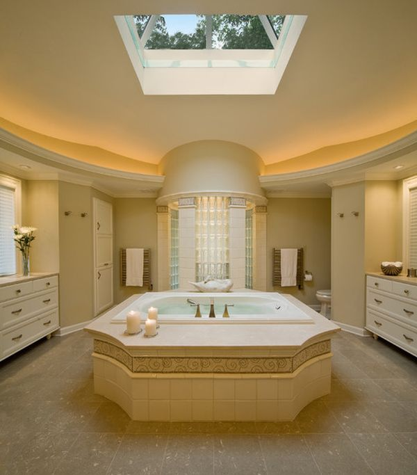 Spa Like Bathrooms 20 spa-like bathrooms to clean your mind, body and spirit