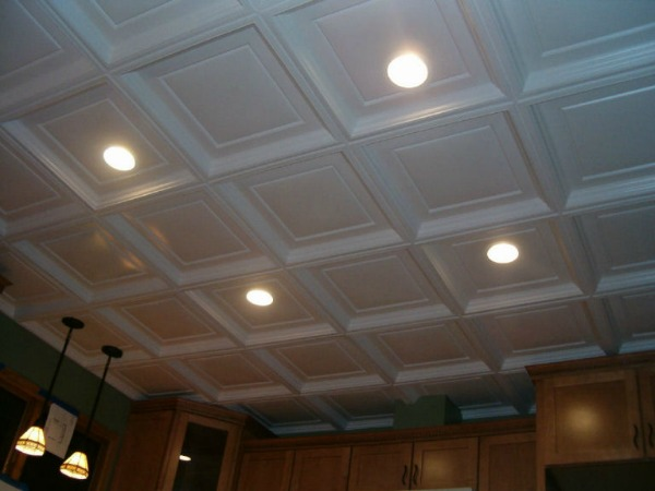 Ceiling Panels.