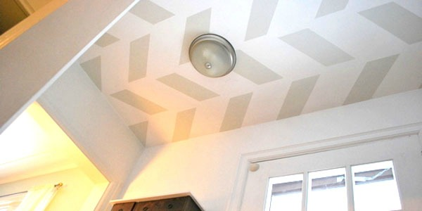 10 Alternatives To The Plain White Ceiling