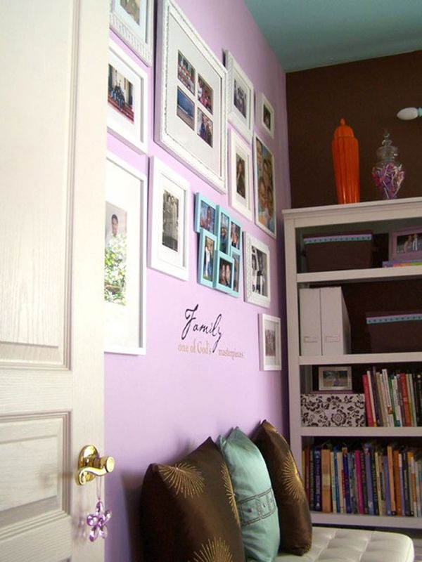 Lavender Accents For Every Girls Space
