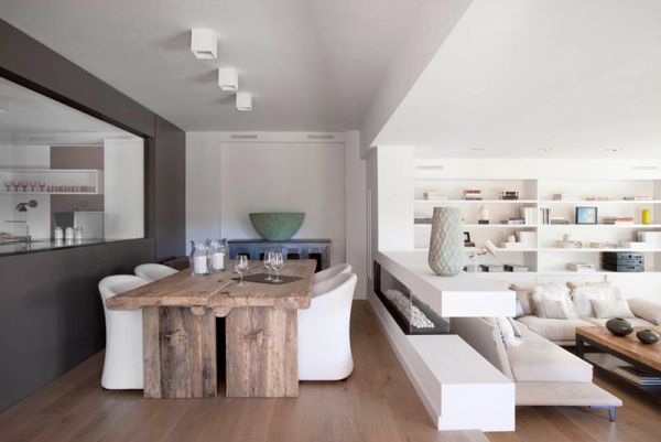 View in gallery. 20 Enlightening White and Wood Spaces