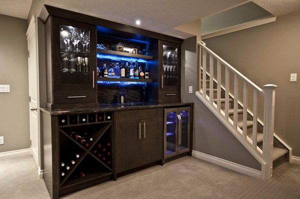 simple basement bars. View In Gallery  Turn Your Basement Into A Bar 20 Inspiring Designs That Will Make