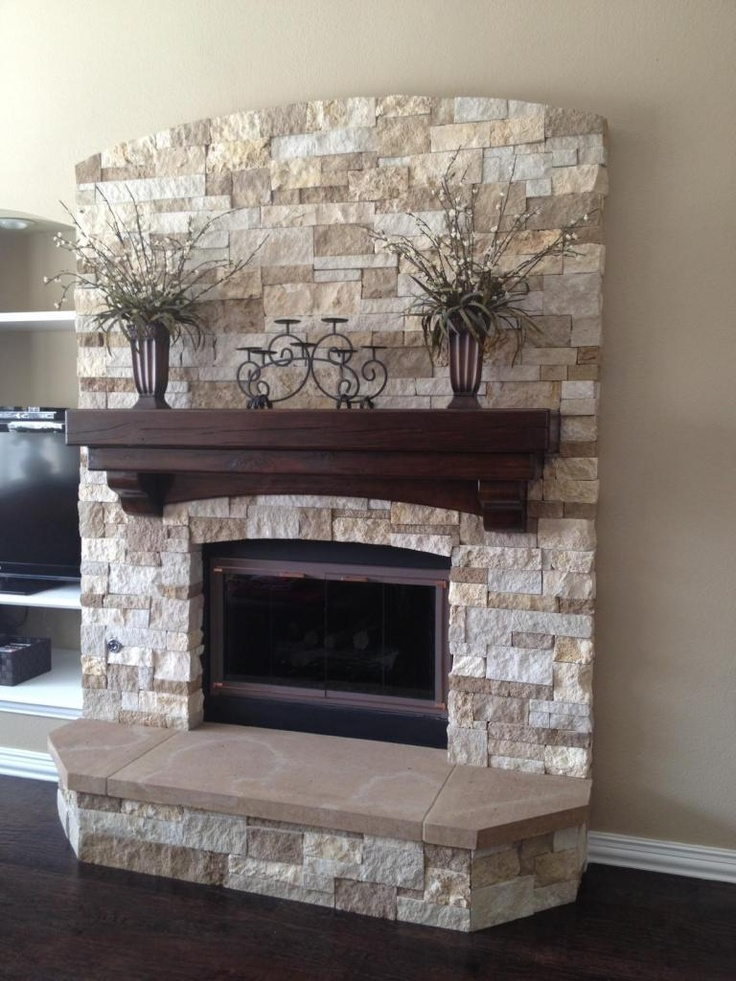 34 beautiful stone fireplaces that rock important tips teraionfo