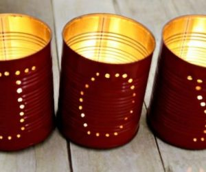 Get Crafty And Make Some Unique Candle Holders – 50 Concept For A Perfect Weekend Project