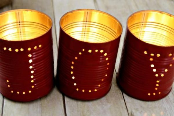 Handmade Candle Stand Designs : Get crafty and make some unique candle holders u ideas for a