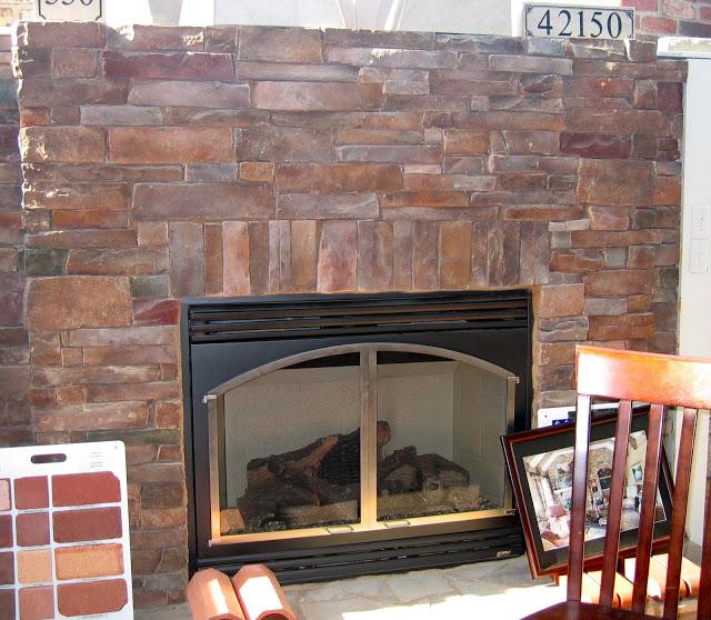 Pretty Stone Fireplace: 34 Beautiful Stone Fireplaces That Rock