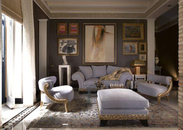 Formal Luxurious Furniture.