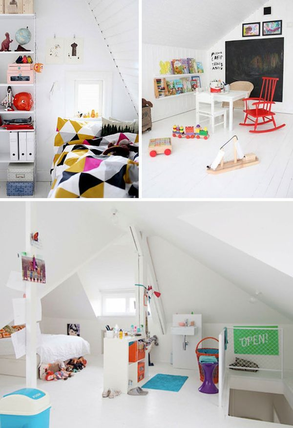 The Attic Room turn the attic into a perfect play area for the kids - 25
