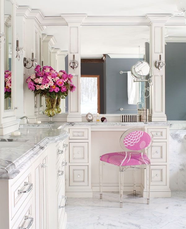 20 Chic Uses Of Marble In Home Décorrhhomedit: Marble Home Decor At Home Improvement Advice
