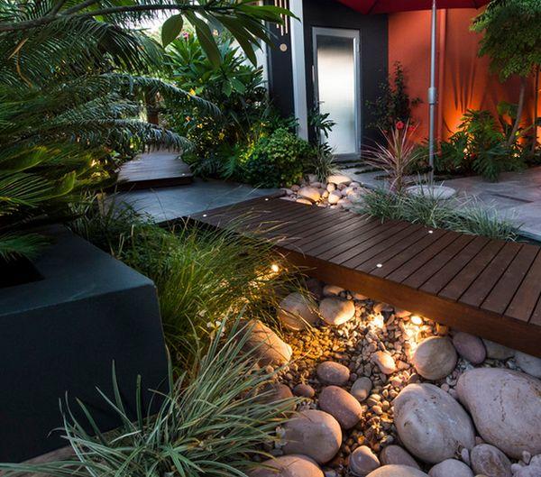 rock garden design ideas to create a natural and organic