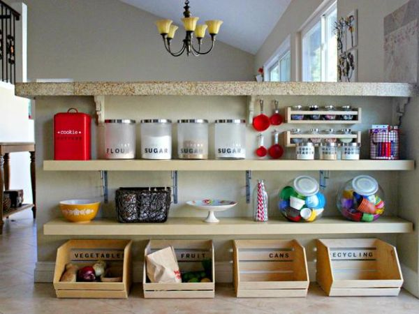 Your Kitchen Counters: Organized and Styled