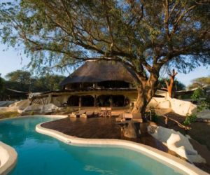 Stunning Holiday Villa Along The Chongwe River Lets You Get Close To Local Wildlife