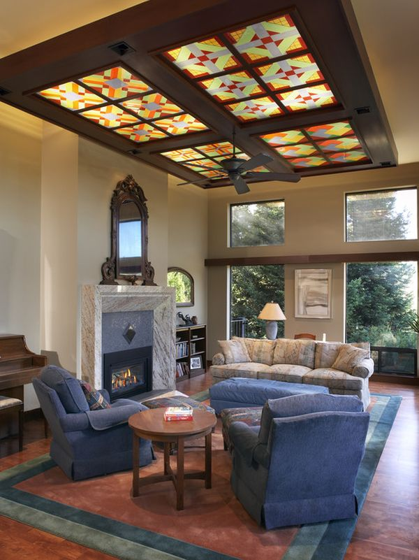 add color and style to your home with stained glass rh homedit com