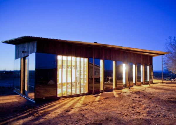 House Made By Waste Material Of 25 000 Dream Home Built In 80 Days With Recycled Materials