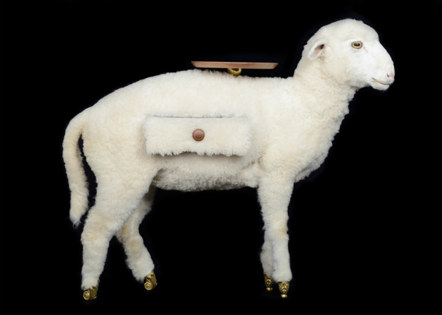 Taxidermy Sheep, 13 Home Furnishings that are Seriously Wrong