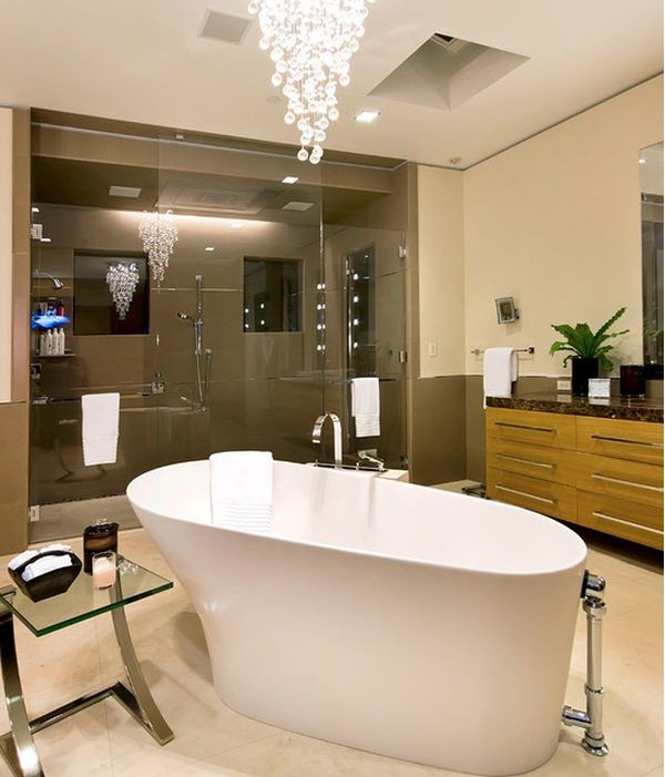 Bathtub Lighting - Home Design Ideas and Pictures