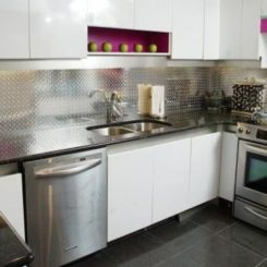 Modern Kitchen Backsplash top 20 diy kitchen backsplash ideas