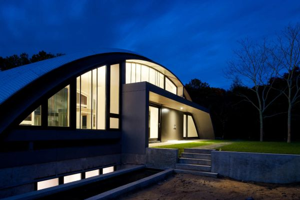 Architectural Wonders 12 Curved Roof Buildings That Will Blow