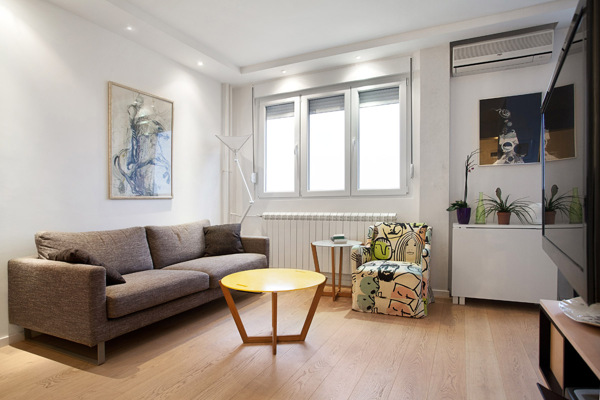 Bright, Cozy And Fresh Apartment In Belgrade