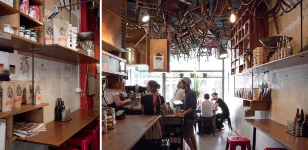 Stunning Small Cafe Interior Design Ideas Photos - Amazing Design ...