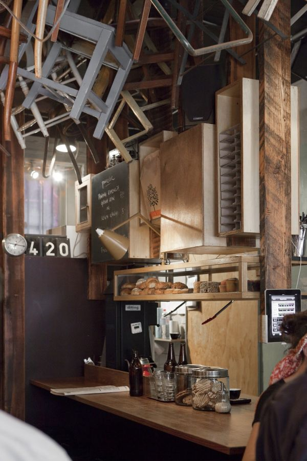 Brother Baba Budan U2013 Chairs On Ceiling. Design Inspirations