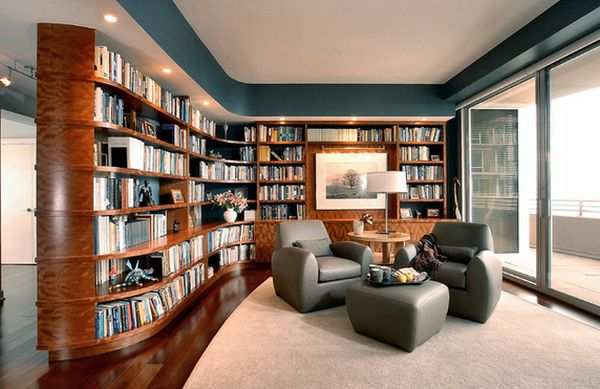 View in gallery  62 Home Library Design Ideas With Stunning Visual Effect