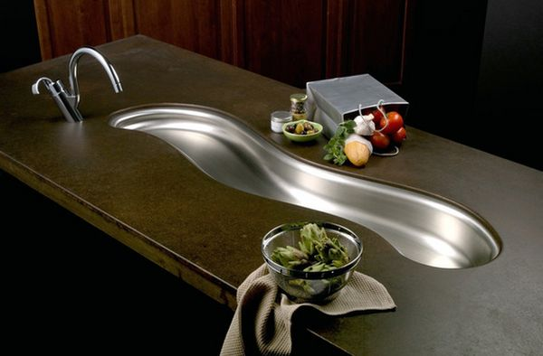 Creative Kitchen Sink Designs You Never Knew Were Available