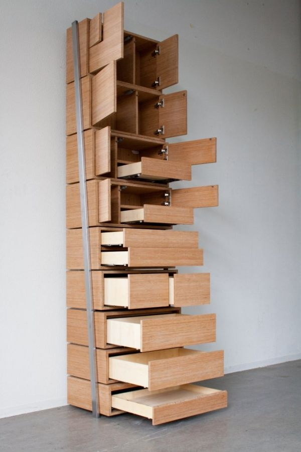 2 The Staircase Storage Solution