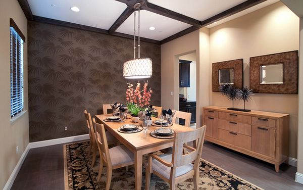 How to choose the lighting fixtures for your home a room for Over dining table pendant lights