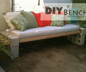 How To Repurpose Concrete Blocks – Awesome DIY Projects To Try