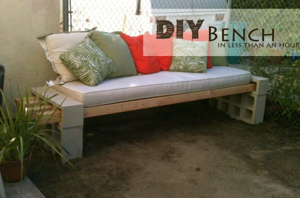 How To Repurpose Concrete Blocks Awesome DIY Projects Try