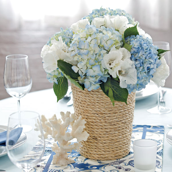 Find Inspiration In Nature For Your Wedding Centerpieces 40
