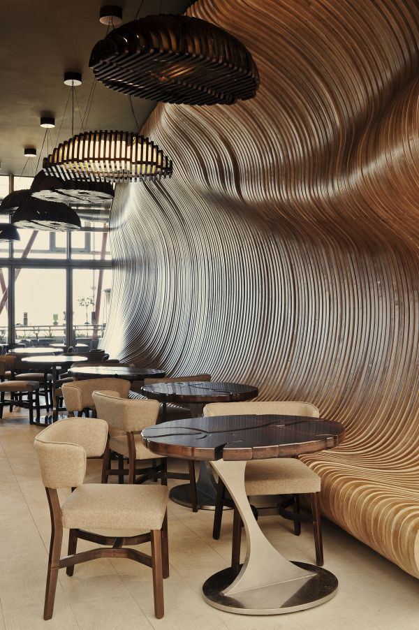 Coffee Shops Around The World And Their Eye Catching Interior Design Details Great Pictures