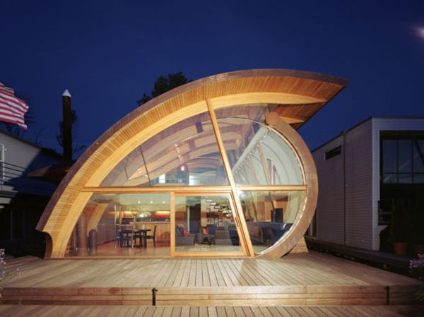 Architecture House Building architectural wonders: 12 curved roof buildings that will blow
