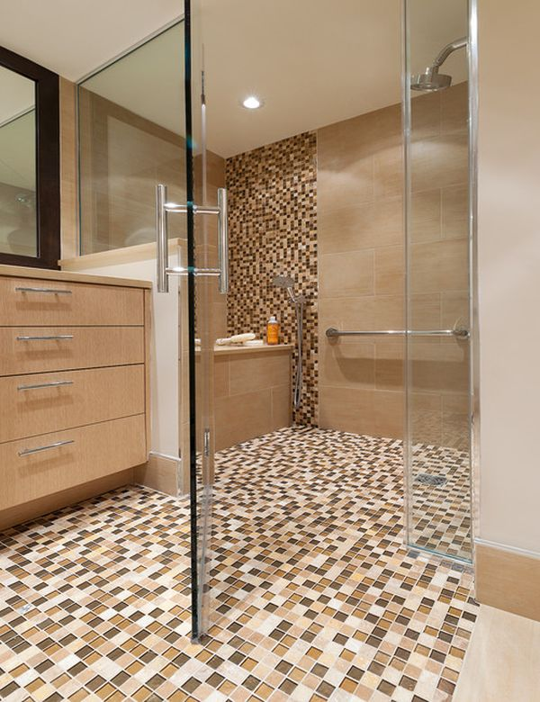 Mosaic Floors.
